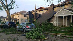 Pic of Emergency Roof Repair Sulphur Springs TX - Nunez Roofing, LLC